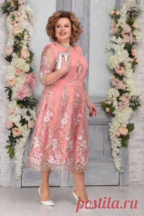 Весенние платья Нинель