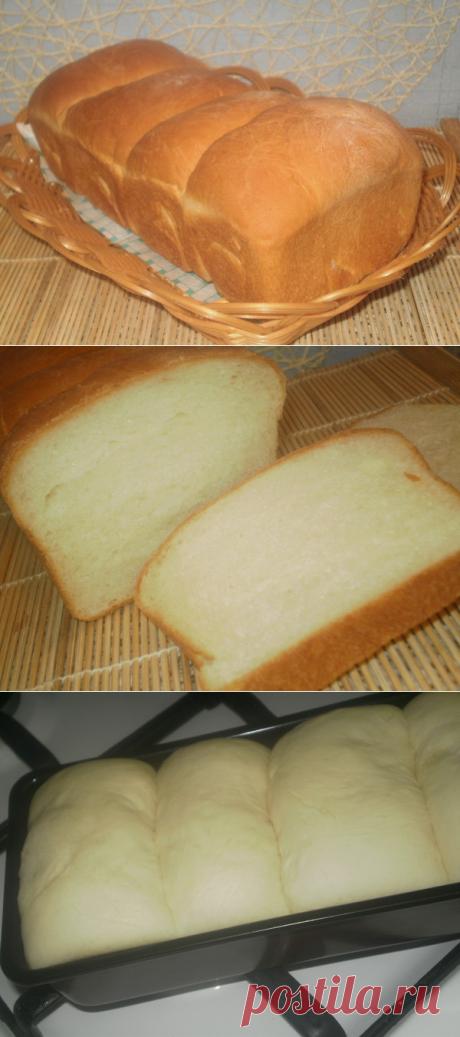 """Хлеб тостовый """"Облачко"""""""