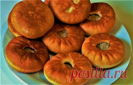 Кума научила готовить вкуснейшие беляши: рецепт прост, а тесто сказка | Блог рисованного человечка | Яндекс Дзен