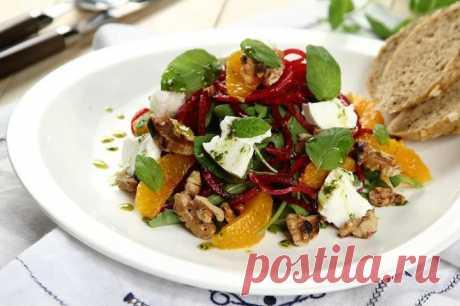 Вкусный салат из сырой свеклы – пошаговый рецепт с фото.