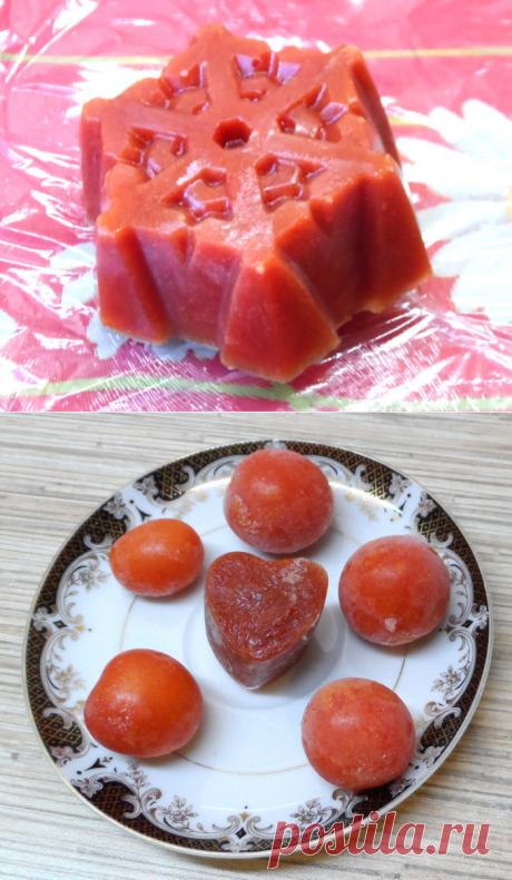 Домашний томат-пюре: вкус лета морозной зимой. Приготовление и заморозка томатного пюре в домашних условиях