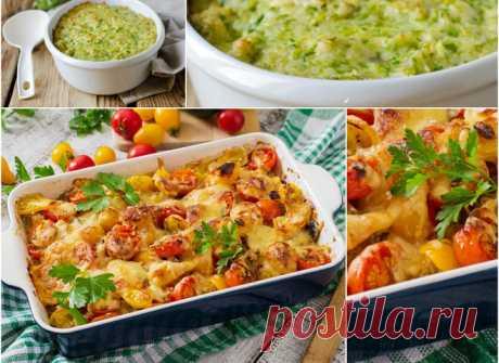 Постные блюда: рецепты любимых запеканок с картофелем и грибами (фото) - tochka.net