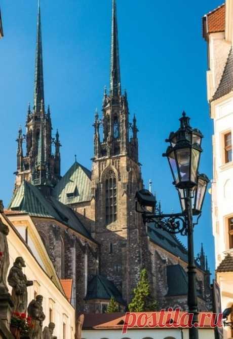Чехия, Брно - Путешествуем вместе