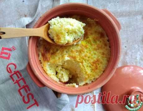 Пшённая каша с яйцом из духовки – кулинарный рецепт