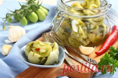 Рецепт маринованных помидоров на зиму: как заготовить