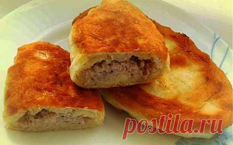 Тесто быстрого приготовления для пирожков и хачапури. | ЖЕНСКИЙ  МИР