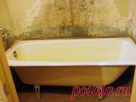 Новая жизнь старой ванны – 5 способов преображения.