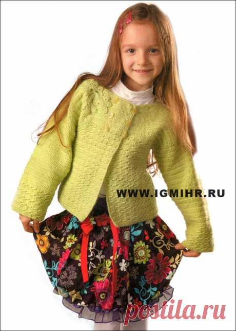 вязание для девочек крючком - Самое интересное в блогах