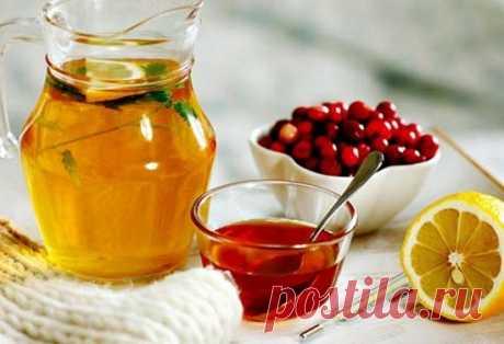 Эффективные народные рецепты от простуды