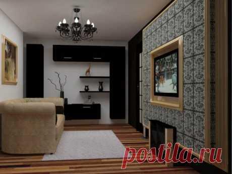 Стиль жизни: Дизайн гостиной 17 кв м в современном стиле. 45 фото