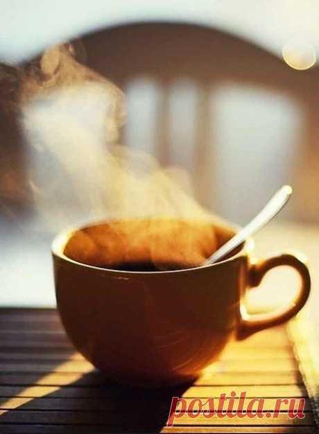 Всё что нам нужно - это маленький уютный домик, чашка хорошего кофе и тот кто всегда рядом.