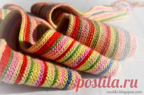 Боснийское вязание крючком