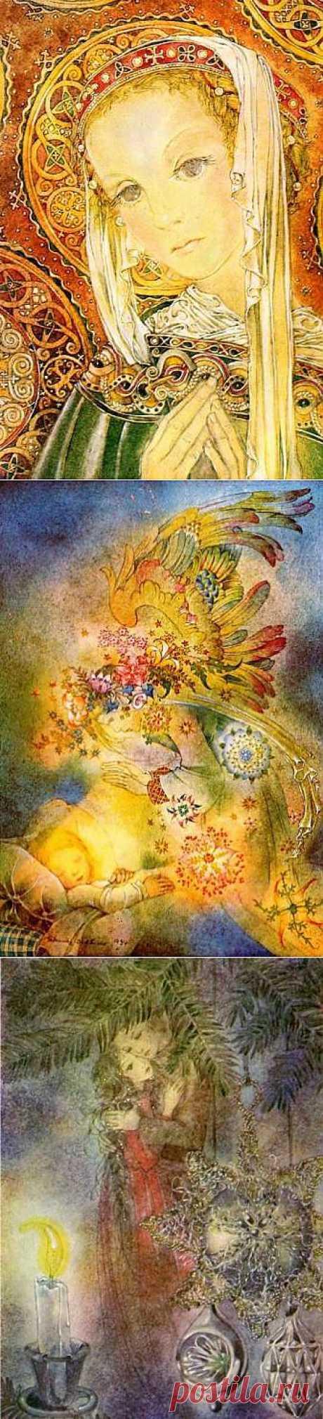 Мир Sulamith Wulfing - Галерея искусств - Для души - Статьи - Школа радости