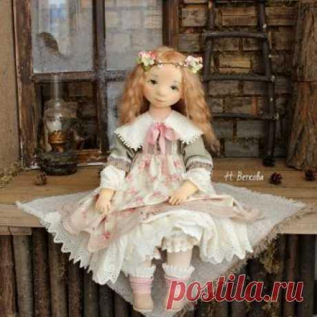Рождение текстильной куклы: 5 основных этапов – Ярмарка Мастеров