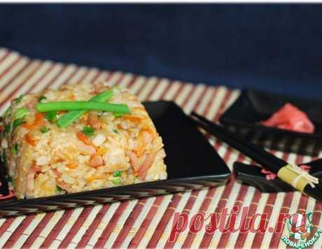 Чахан – кулинарный рецепт