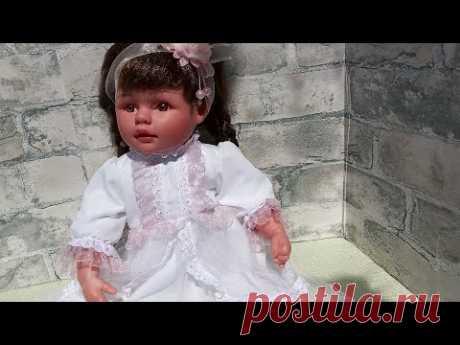 Шьем платье для куклы   Платья для кукол своими руками
