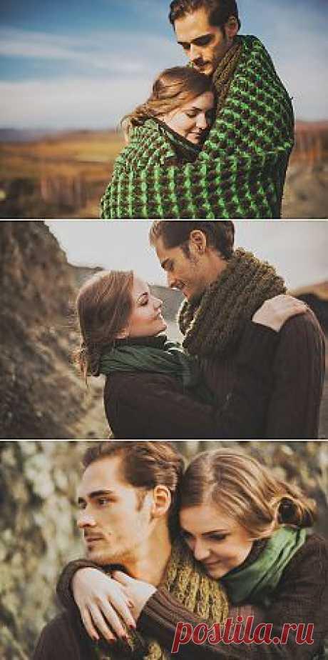 Когда греет любовь: love-story Светы и Лёши - WeddyWood