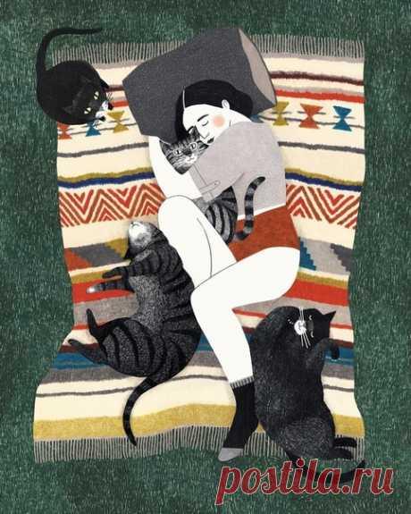"""Укройте меня одеялом. Сделайте погромче дождь. Заархивируйте вопросы до утра. И дайте же мне выспаться…  Мария Свешникова """"Бимайн. Тариф на безлимитное счастье"""""""
