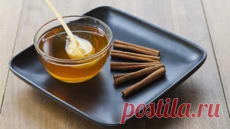 Рецепт с медом и корицей, который поможет в 5 раз быстрее избавиться от жировых отложений