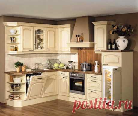 Кухня в стиле прованс - 90 фото красивого оформления интерьера на кухне