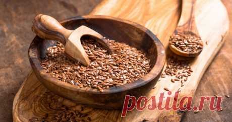 Почему всем вдруг понадобились семена льна Очудодейственных свойствах льняного семени говорят всечаще.