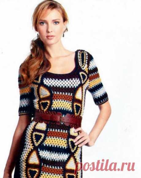 Платье из льна в стиле бохо, сарафаны и свадебные модели, как сшить или связать крючком