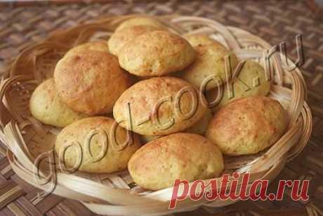 Апельсиново-медовое печенье - очень пышное, пористое, мягкое и постное.