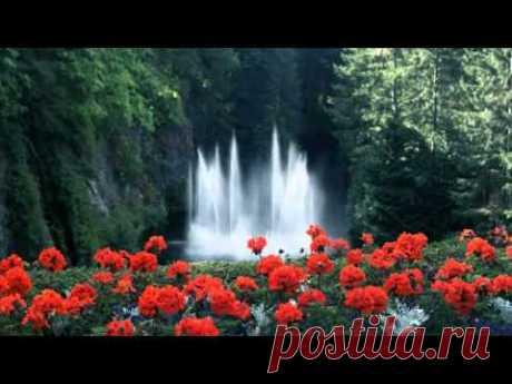 музыка для релаксации и медитации фонтан водопад.mp4