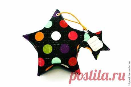 Подарочные коробочки-звезды за 10 минут | Журнал Ярмарки Мастеров