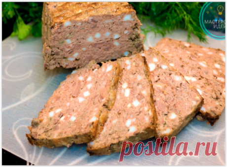 Печень больше не жарю и не тушу, а готовлю из неё улётную закуску по типу колбасы, но вкуснее!