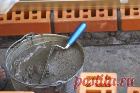 La mezcla para la construcción de los hornos | Mi casita | Yandeks Dzen