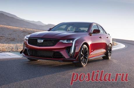 Cadillac Blackwing станут самыми мощными седанами в истории (обзор) — Kovsh.dp.ua
