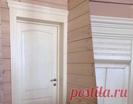 Как правильно установить межкомнатную дверь | Мой дом