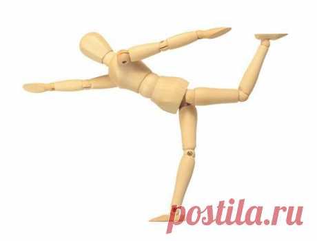 Royal gymnastics for a backbone
