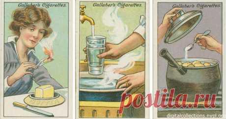 Этим советам для домохозяек 100 лет, но они полезны и сейчас!