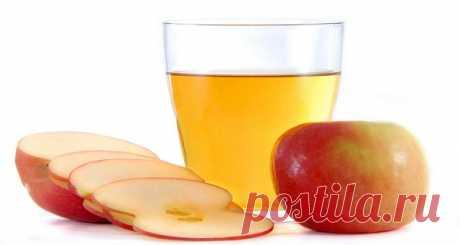 Все пьют яблочный уксус. А вам следует? - Счастливые заметки