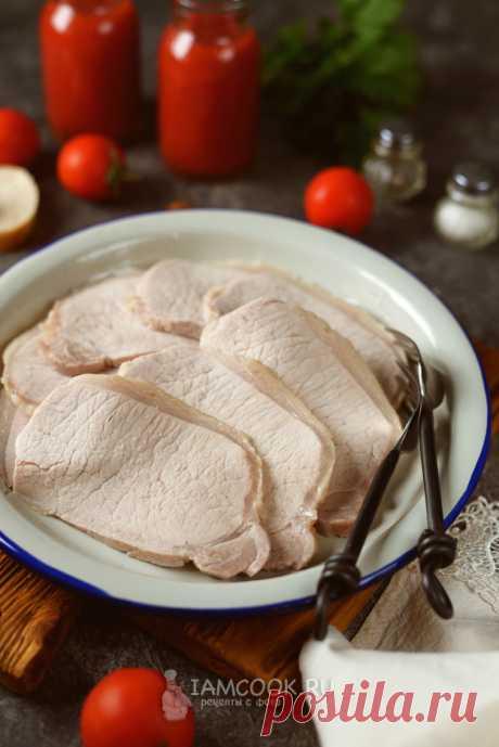 Мясо в «термосе» — рецепт с фото пошагово