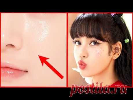 Шикарная и чистая кожа как у кореянок! Секреты красоты корейских девушек. Уход за кожей лица.