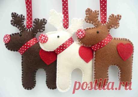 игрушки на елку из фетра шаблоны: 10 тыс изображений найдено в Яндекс.Картинках