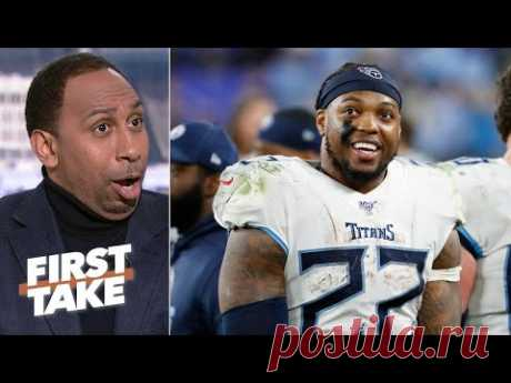 First Take | Stephen A.: 'We've never seen anything like Derrick Henry'