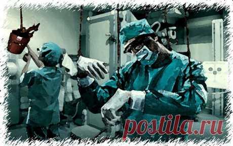 Рекламному агентству требуется хирург - Смешные истории из жизни