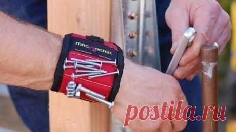 The bracelet with a magnet will please men. It is possible to order on ebay http:\/\/www.ebay.com\/bhp\/magnogrip