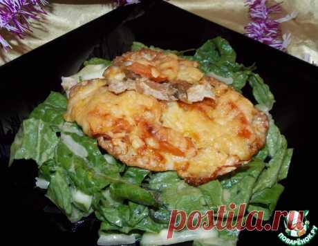 "Свинина а-ля ""Мясо по-французски"" – кулинарный рецепт"
