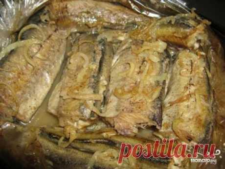 Минтай в маринаде - пошаговый рецепт с фото на Повар.ру