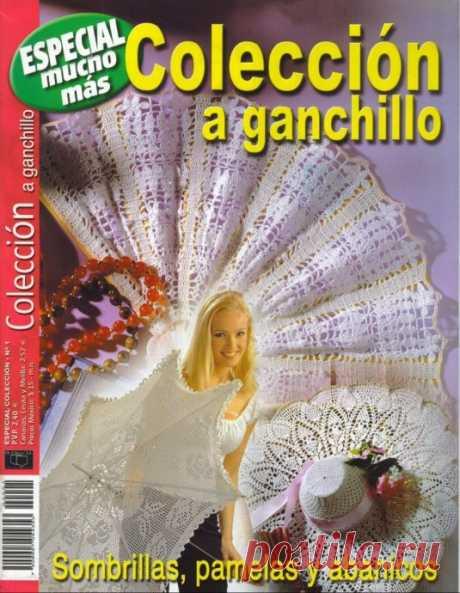 Coleccion a Ganchillo из категории Интересные идеи – Вязаные идеи, идеи для вязания