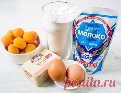 Рецепт абрикосовых вафель на сгущенке на Вкусном Блоге
