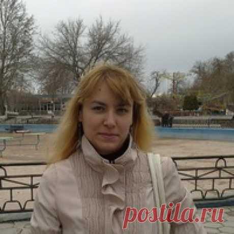 Юлия Русанова
