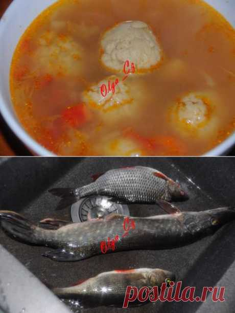 Рыбный суп с фрикадельками | 4vkusa.ru