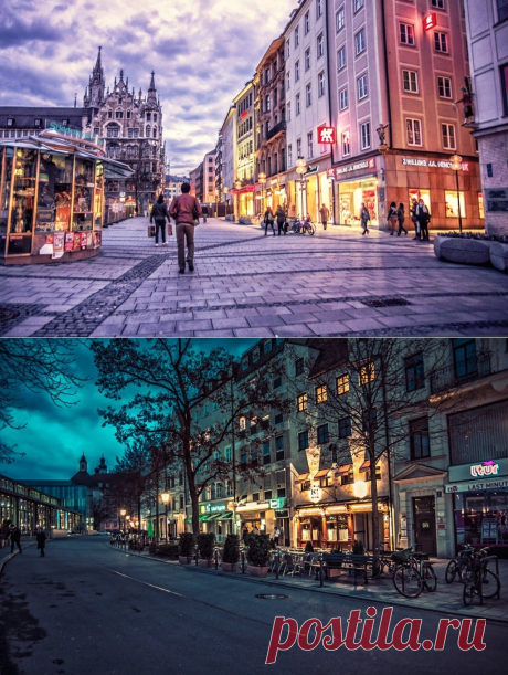 Магический Мюнхен, Германия - Путешествуем вместе