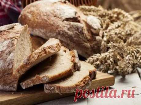 Хлеб в домашних условиях — 5 рецептов   Вкусные рецепты